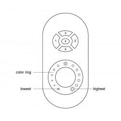 illunova Remote Dimmer