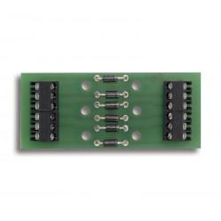 AQ - Entkopplungsplatine