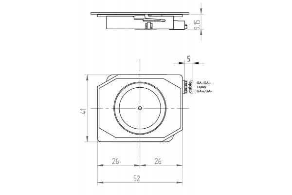 AQ 37 - Akustische Quittierung