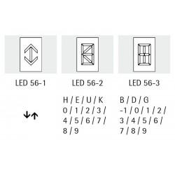 LED 56 (2 digits)
