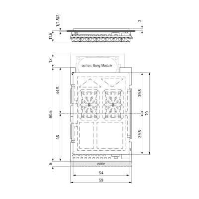 MFD 332 P (parallel)