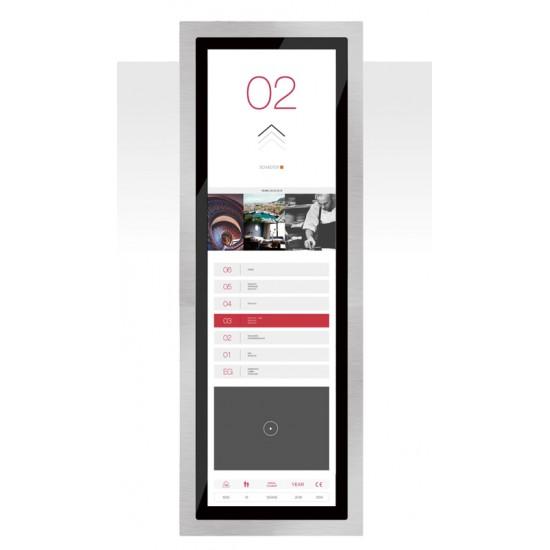 "29"" Panorama (Touch) Media TFT Flex V2.0"