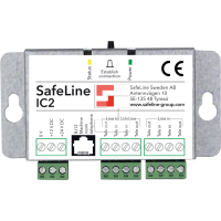 SafeLine  intercom - MX3, IC2, MR-Telefon u. 2m Kabel