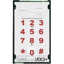 SafeLine MX3 with 2m cable