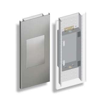 COP Telefonbox (Aluminiumprofil-Kasten)