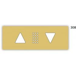 Indicator fixture 110 Glas Individual (welding studs)