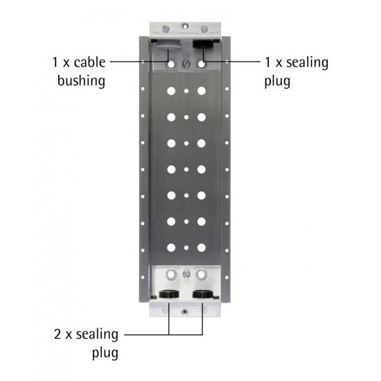Car Fixture 135 EPSILON (aluminum profile back box)