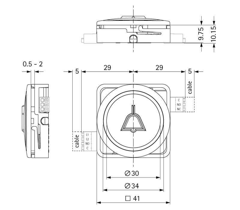 B 37 R 2M Class 0