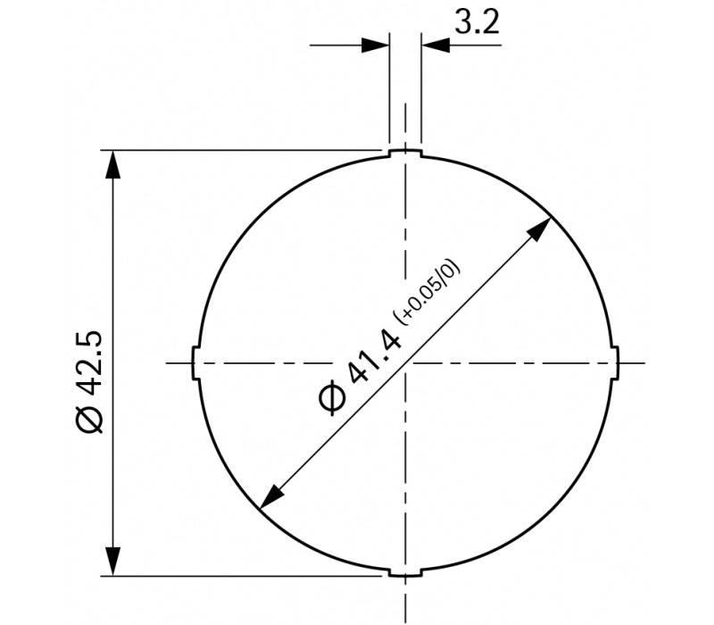 D 45 R IX MOD (M)