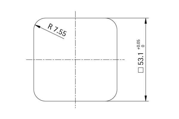 B 50 Q VIII Class 3+
