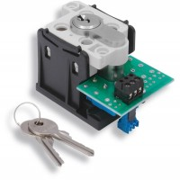 Interrupteur Clé de Vollmetall Avec 2 Clés-Key Switch-Changeur 1 broches
