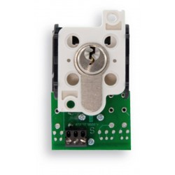 Key Switch with profile half cylinder (with recall light)