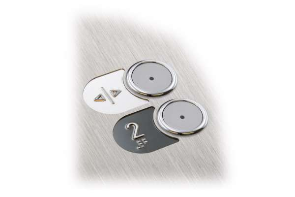 Inlay Label Style 42 round