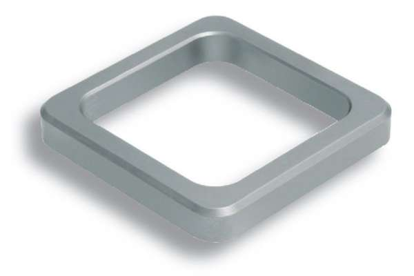 Rosette Style 42 square (Metall)