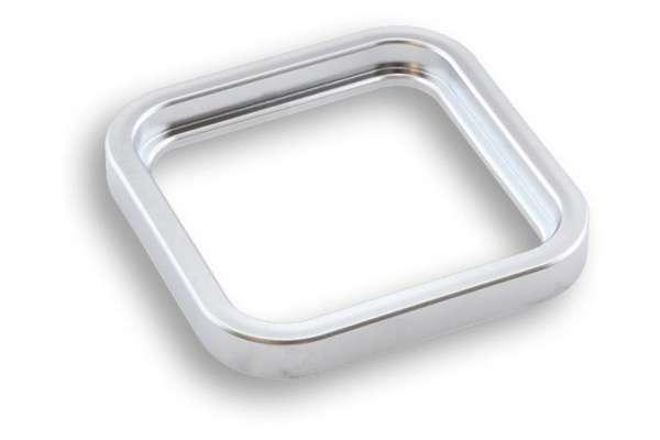 Rosette Style 45 square (Kunststoff)