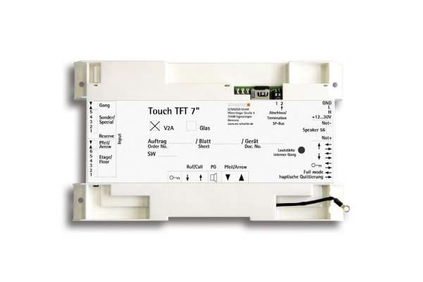 "Touch TFT 7"" (V2A)"