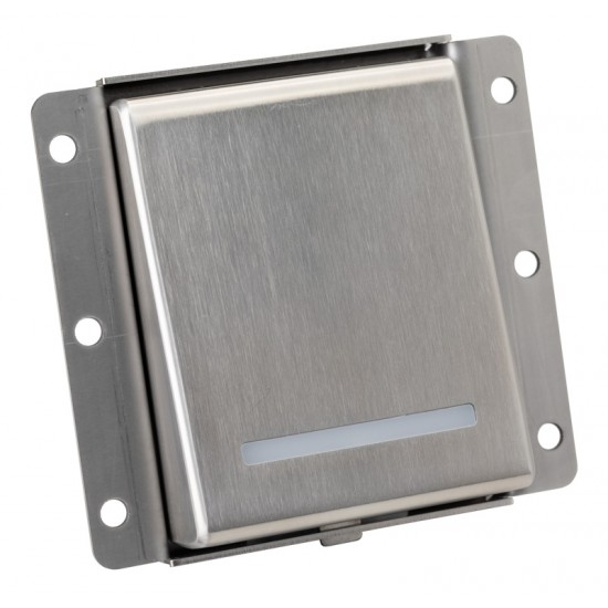 Foot operated button - B 80 Q pan